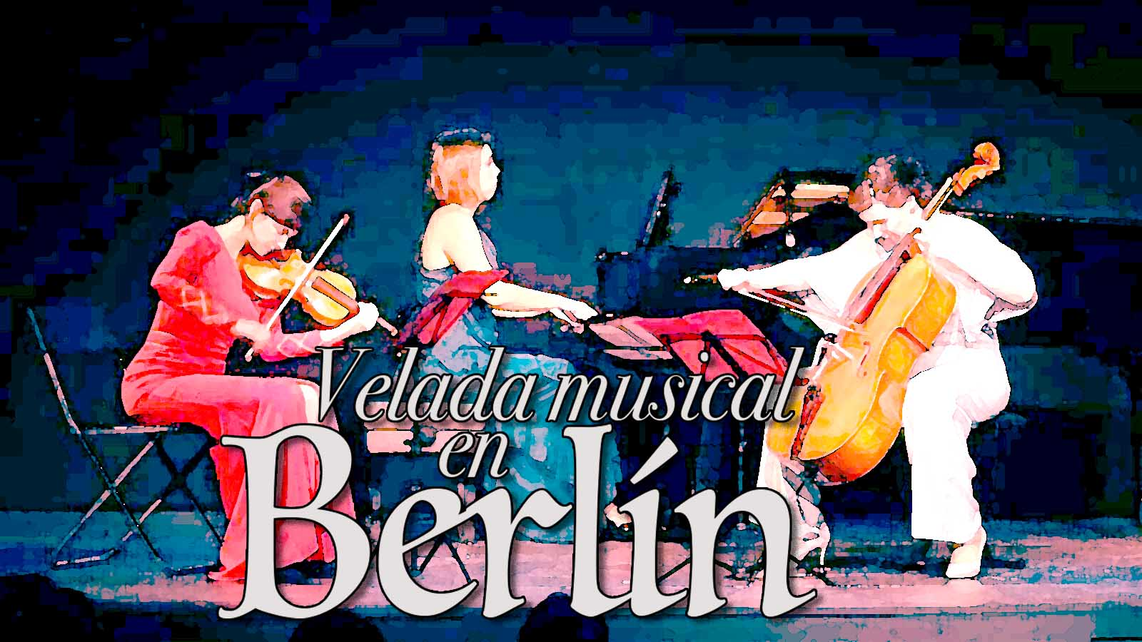 Velada musical en Berlín